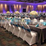 Factory Whosale cheap spandex wedding chair covers                                                                         Quality Choice