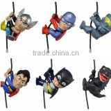 Scalers Collectible super hero Series Mini PVC Figure/Custom design cute hero PVC Figure Model Toy/make your own action figures