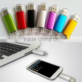 Colorful OTG 8G 16G 32G 64G mobile USB Flash Drive usb Stick,custom colorful otg