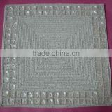 MOP Beaded Placemats
