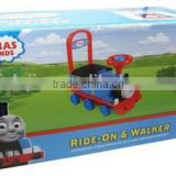 thomas & friends ride on walker for baby Train Popping Balls Activity Train by Kiddieland
