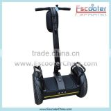 New products 36V lithium battery city model 2 wheel electric chariot scooter personal vehicle with CE