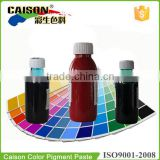 Guide for how to make Pantone color with Caison pigment paste(17-4021--17-5421)