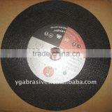 "14"" inch 350x3.0x25.4mm Reinforced Resin Bonded Abrasive Cutting Wheel For Metal/Steel/Iron"