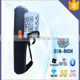 Handheld PDA with RFID Reader Provide SDK, Industrial PDA Barcode Scanner,WIFI,IP54