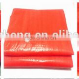 orange color concrete curing blanket for insuleted tarps