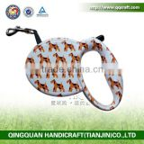 Aimigou Wholesale High quality strong retractable dog leash & led dog leash