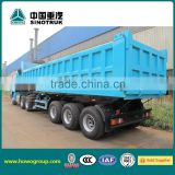 China Made Africa Use 40t Dump Truck Trailer