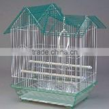 exporting wholesales white pet bird cages
