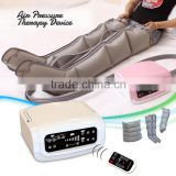 Healthcare safety and comfort electric air compression leg massage vibrator massager machine