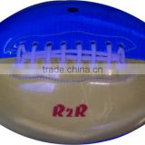 2014 factory direct sale cheap promotion mini American football print with client's logo and design