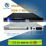 COL52122D Digital tv ISDB-T video multiplexer