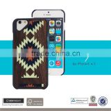 Painting Laser Engraving Blank Custom Design Wholesale Cell Phone Case For Iphone 6 Wood Case