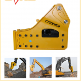 Korea Soosan Hydraulic breaker hammer supplier