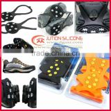 Outdoor Supplies silicone rubber ice shoe antislip shoe cover