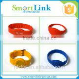 Alien H3 rfid silicone wristbands for hotel door lock system