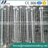 Warehouse Storage Wire Mesh Deck Railing