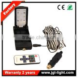 8 meters wire lighting accessories Guangzhou JGL install on fishing pole led 27W DC12V camping activities light W5001