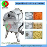 Factory best seller fruit and leafy vegetable cutter automatic leaf root vegetable slicer shredder cuber