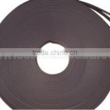extruded roll magnet strip, customized magnetic roll strip,ferrite extrusion refrigerator magnetic roll strip