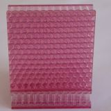 fire-retardant  light weight honeycomb partition panel