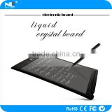 Ultra thin black light writiing tablet/tablet lcd replacement/LCD Writing Tablet Board for children