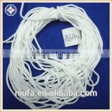 Medical consumables factory supply ear elastic band for face mask