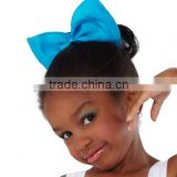 2014 hot ballet dance headwear bow-- new colorful bow - cute kids dance wear -children and adults