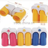 Children Mini binoculars promotion gift 3x25 children Mini ABS binoculars