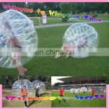 Inflatable bumper ball/body zorb ball,bubble ball