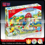 Cheap kids intelligent building bricks with music educational blocks toys