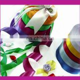 ribbon flowers for gift