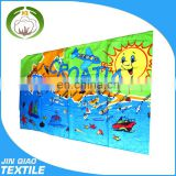 Hot selling custom microfiber lightweight beach towels