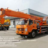Manufacturers Direct sales 16 tons Tang Jun car crane