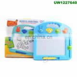 Magnetic Drawing Board for Travel [ Upgrade - Smail Size ] - Erasable Colorful Magna Doodle Drawing Board Toys for Kids Portable