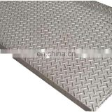 OEM China Supplier Fireproof Small Five Bar Aluminum Tread Plate For Truck Carriage