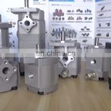Standard piston pump HGP33A double triple tandem GBY gear pump aluminum bodies taiwan kompass hydraulic pump