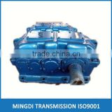 Z series cylindrical fertilizer spreader gearbox for agricultural machinery