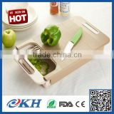 KH Amazon Hot Seller Lovely Cutting Board With Drawer