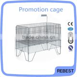 Wholesale decorative wire mesh promotion cage