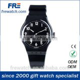 quality fashion plastic with luminous hands plastic vogue watch bright in the dark