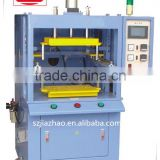 High Precision PVC / PET / PP Hot Plate Plastic Welding Machine from China Manufacturers
