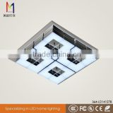 Design led PMMA wood ceiling lamp / decoration ceiling light SMD 64W with CE ROHS                                                                         Quality Choice