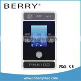 INquiry about Chinese supplier Moniotr Bluetooth Household 6 Parameters Patient Monitor with screen