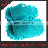 Hot Sale Microfiber Floor Mop Chenille Cleaning Slippers                                                                         Quality Choice