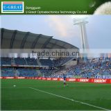 China large screen display outdoor used electronic basketball scoreboard