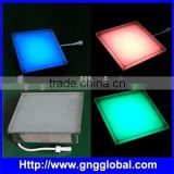 changeable color led panel dance floor ;light up stage floor