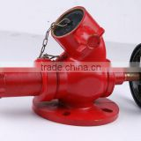 water Pressure reducing valve flange inlet