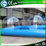 2016 Cheap TPU/PVC walk on water plastic ball,hamster ball for adults                                                                                                         Supplier's Choice