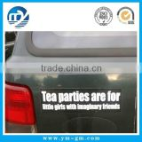 High quality waterproof custom die cutting bumper sticker                                                                         Quality Choice